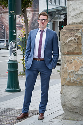 Josh Morgan - Cameron and Co legal professional